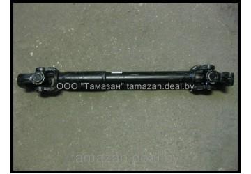 Вал карданный рулевой нижний МАЗ 650 мм