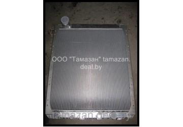 Радиатор водяного охлаждения МАЗ с двигателями  ЯМЗ238ДЕ2, 238ДЕ, 236НЕ, 236БЕ (аналог 533602-1301010)