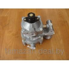 Клапан управления тормозами прицепа с клапаном обрыва МАЗ, ЗИЛ, КАМАЗ двухпроводный