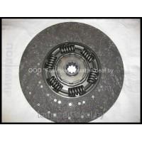 Диск сцепления Маз 4370 (D-362мм, d-38мм) КПП 3206