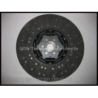 Диск сцепления МАЗ-4370 Зубренок