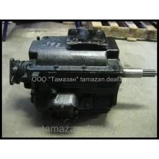 Коробка переключения передач КПП 3206 для МАЗ 4370 (мех. привод спидометра)