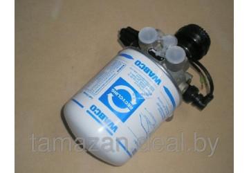 Регулятор давления воздуха (осушитель) МАЗ, КАМАЗ, ПАЗ 24В