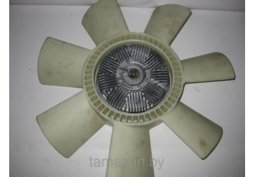 Привод вентилятора МАЗ 4370