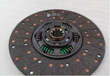 Диск сцепления Маз 4370 (D-362мм, d-44мм) с КПП 433420