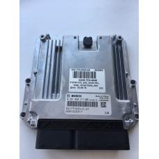Блок управления двигателем ГАЗ 3309 Д245.7 евро 4