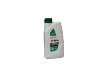 Антифриз-A40M G11 зеленый (канистра 1 кг)