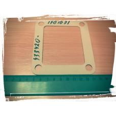 Прокладка крышки заднего подшипника промежуточного вала КПП (433420)