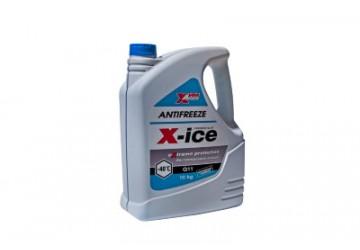 Антифриз-A40M G11 синий (канистра 5 кг)