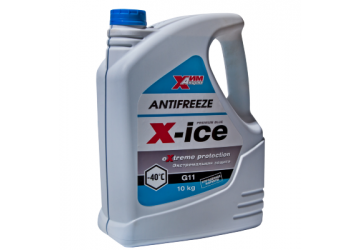 Антифриз-A40M G11 синий (канистра 10кг)
