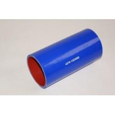 Патрубок МАЗ силикон L 160 мм, D 70 мм