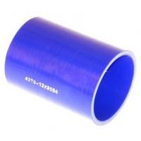 Патрубок МАЗ силикон L 67 мм, D 51 мм