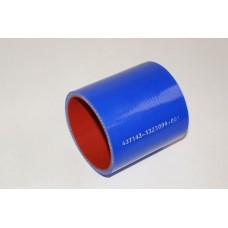 Патрубок МАЗ силикон L 80 мм, D 70 мм