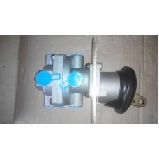 Кран тормозной 100-3514008